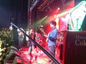 Polecam at Concert